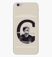 Corbyn Matthew Besson iPhone Case