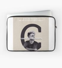 Corbyn Matthew Besson Laptop Sleeve