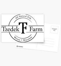 Tzedek Farm Weston WI - Black Postcards