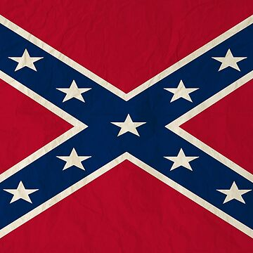 Confederate Flag  by mBshirts