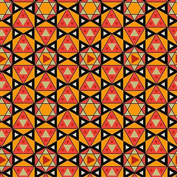 Geometric Pattern by Harou