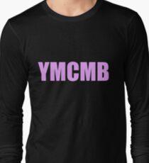 YMCMB print tumblr inspired Long Sleeve T-Shirt