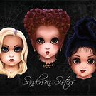 Sanderson Sisters (BITTY BADDIES) by Jody  Parmann
