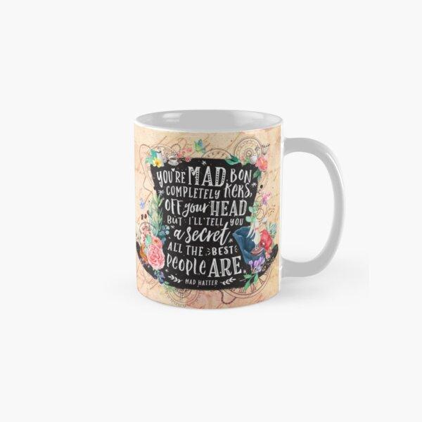 Mad Hatter Classic Mug