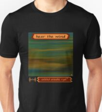 "Zekko Arashi Ryu ""Hear the wind"" Unisex T-Shirt"