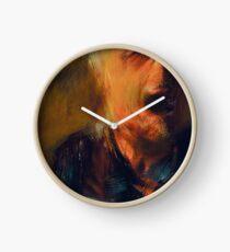 surprised Clock