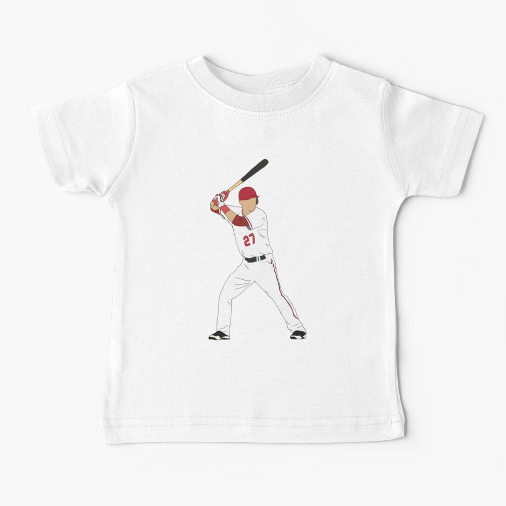 Mike Trout Angels Baby T-Shirt
