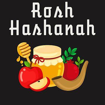 Happy Rosh Hashanah day 2018 by bza84