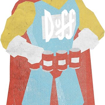 Duffman by metaminas