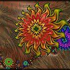 Starflowers A... by Roz Rayner-Rix