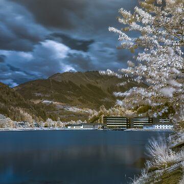 Schruns, Austria by PeterCseke