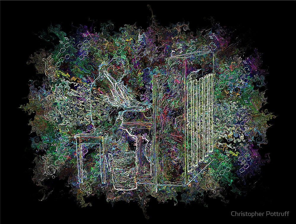 Chromatic Crescendo by Christopher Pottruff