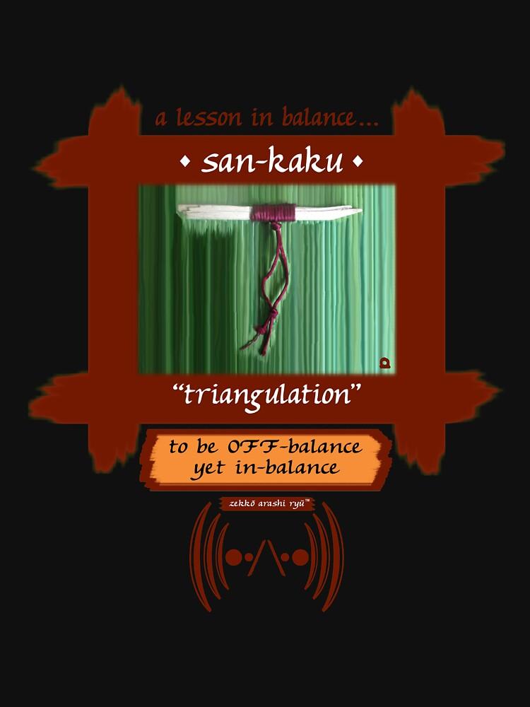 "Zekko Arashi Ryu ""Triangulation"" by zekkoarashiryu"