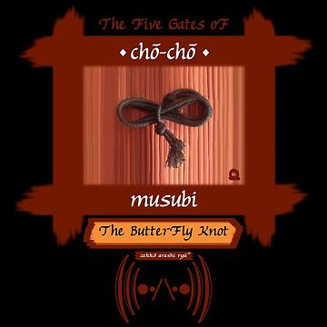 Zekko Arashi Ryu ~ Cho-Cho Musubi ~ The Five Gates of the Butterfly Knot by zekkoarashiryu
