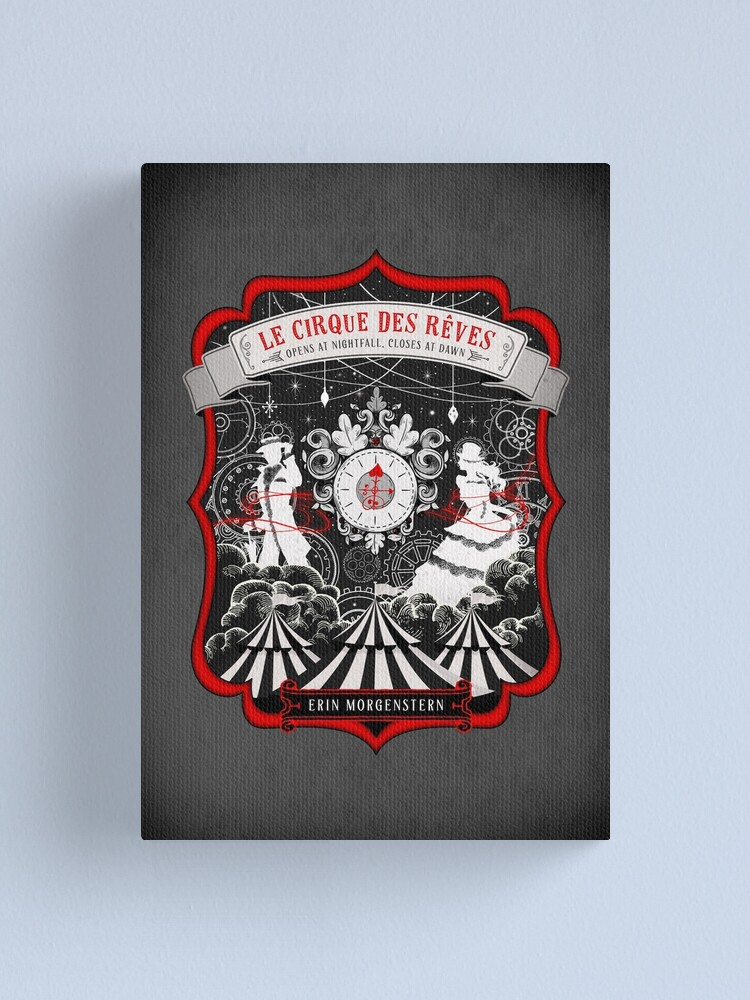 Alternate view of The Night Circus Canvas Print