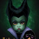 MALEFICENT (Bitty Baddies) by Jody  Parmann