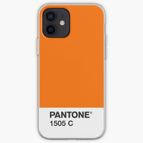 PANTONE 1505 iPhone Soft Case