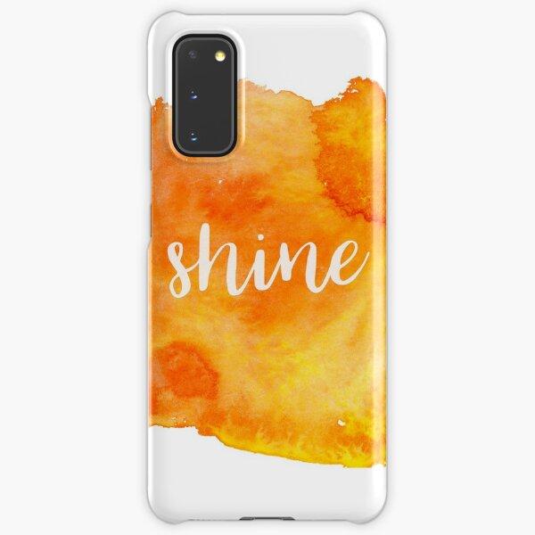 Shine Samsung Galaxy Snap Case