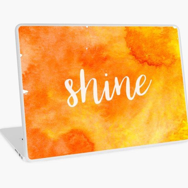 Shine Laptop Skin