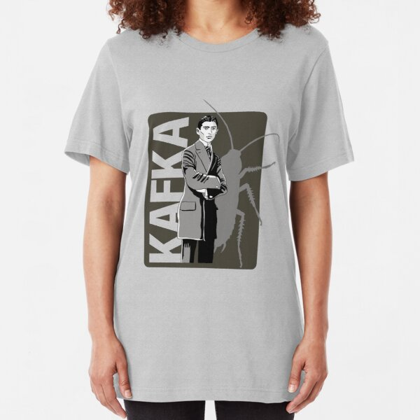 Kafka Camiseta ajustada