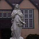 The Blessed Virgin in the Fog by Katherine Anderson