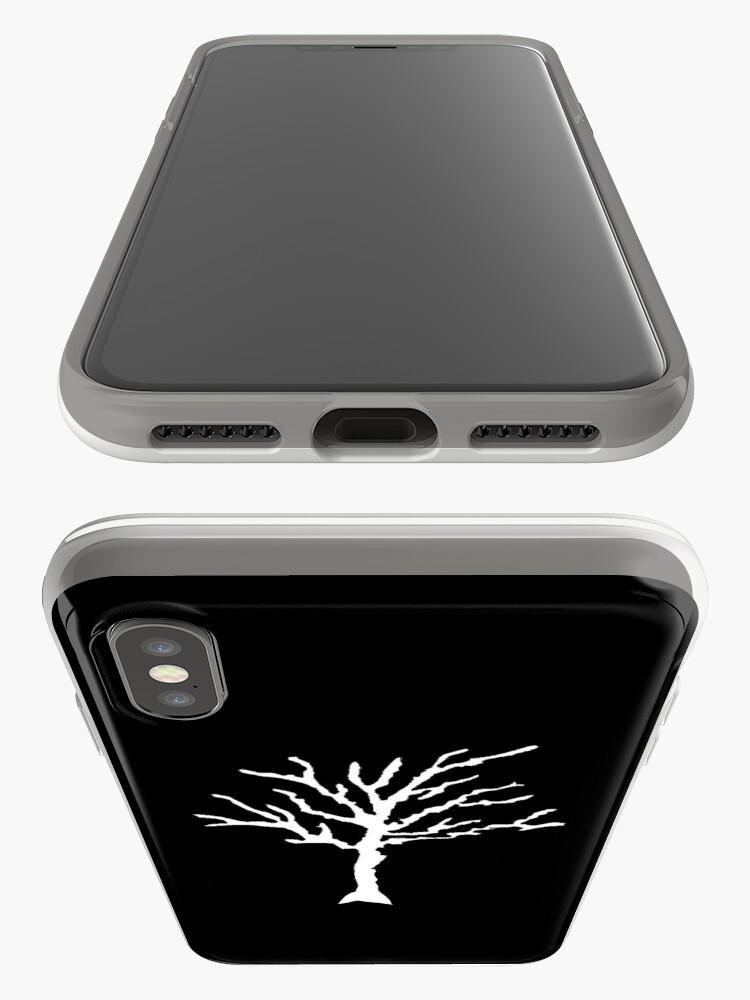 Alternative Ansicht von XXXTENTACION Der Baum des Lebens Tattoo iPhone-Hüllen & Cover