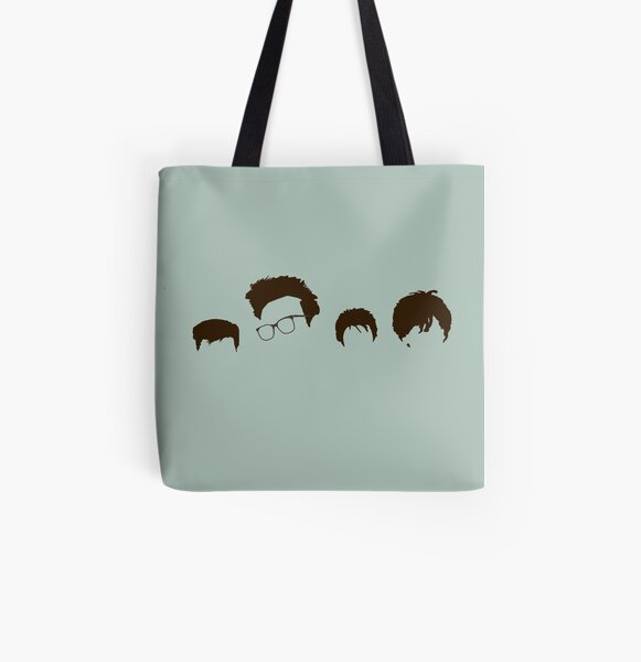 The Sound Of The Smiths All Over Print Tote Bag