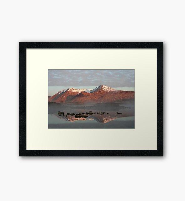 The Black Mount by beavo