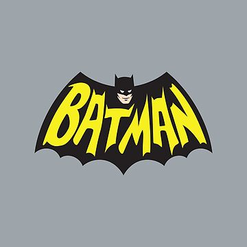 Classic Batman Design by MightyOwlDesign