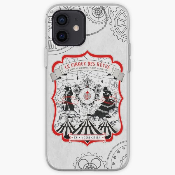 The Night Circus - light iPhone Soft Case