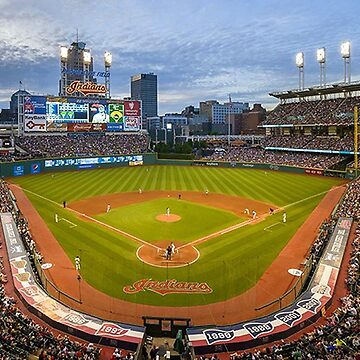 Tribe Baseball by dht2013
