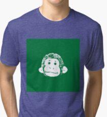 Truck Stop Bingo - Green Tri-blend T-Shirt