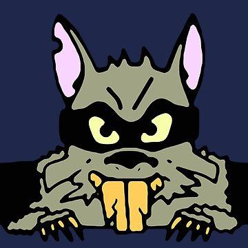 Ratto! by LordNeckbeard