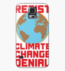RESIST - CLIMATE CHANGE DENIAL Case/Skin for Samsung Galaxy