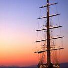 Maritime Sunset by Honor Kyne