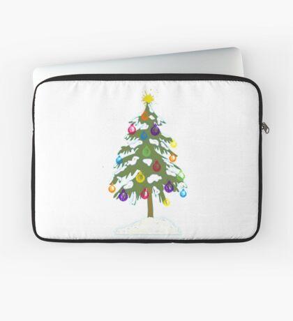 Christmas Tree 2018 Laptop Sleeve
