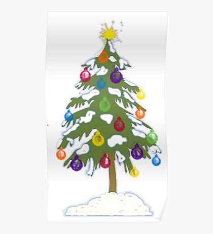 Christmas Tree 2018 Poster