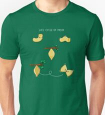 Life cycle of pasta Unisex T-Shirt