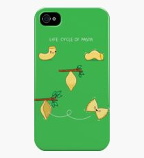 Life cycle of pasta iPhone 4s/4 Case