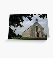 Rath church Greeting Card