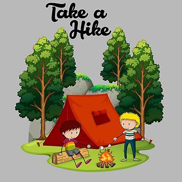 Take a Hike by AYmanee