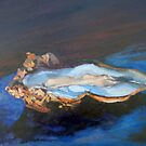 Maryland Oyster 1 by Phyllis Dixon