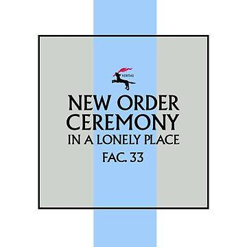 Ceremony by BlueMonday1982