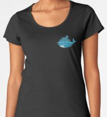 Docker Women's Premium T-Shirt