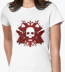 Rorstark Test Womens Fitted T-Shirt
