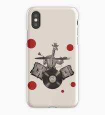 Anthropomorphic N°24 iPhone Case/Skin