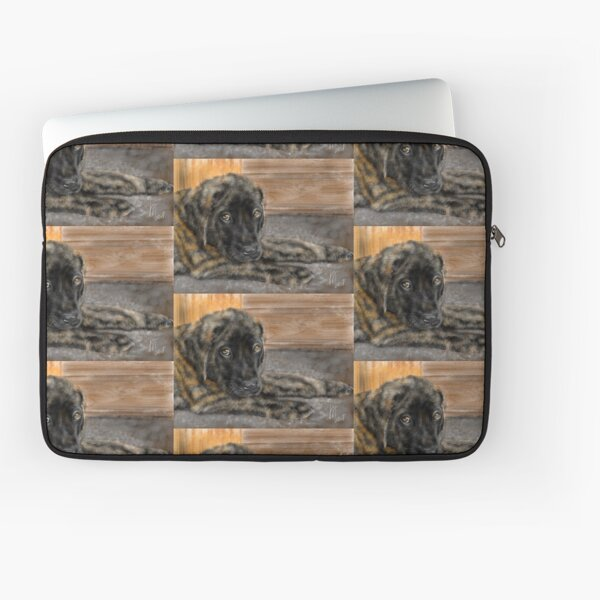 English Mastiff Puppy  Laptop Sleeve
