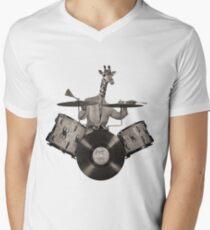 Anthropomorphic N°24 Men's V-Neck T-Shirt