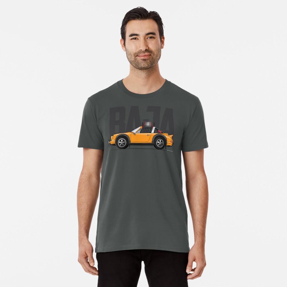Baja-Orange Premium T-Shirt