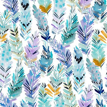 WILD AND FREE Feathers by Barbarian